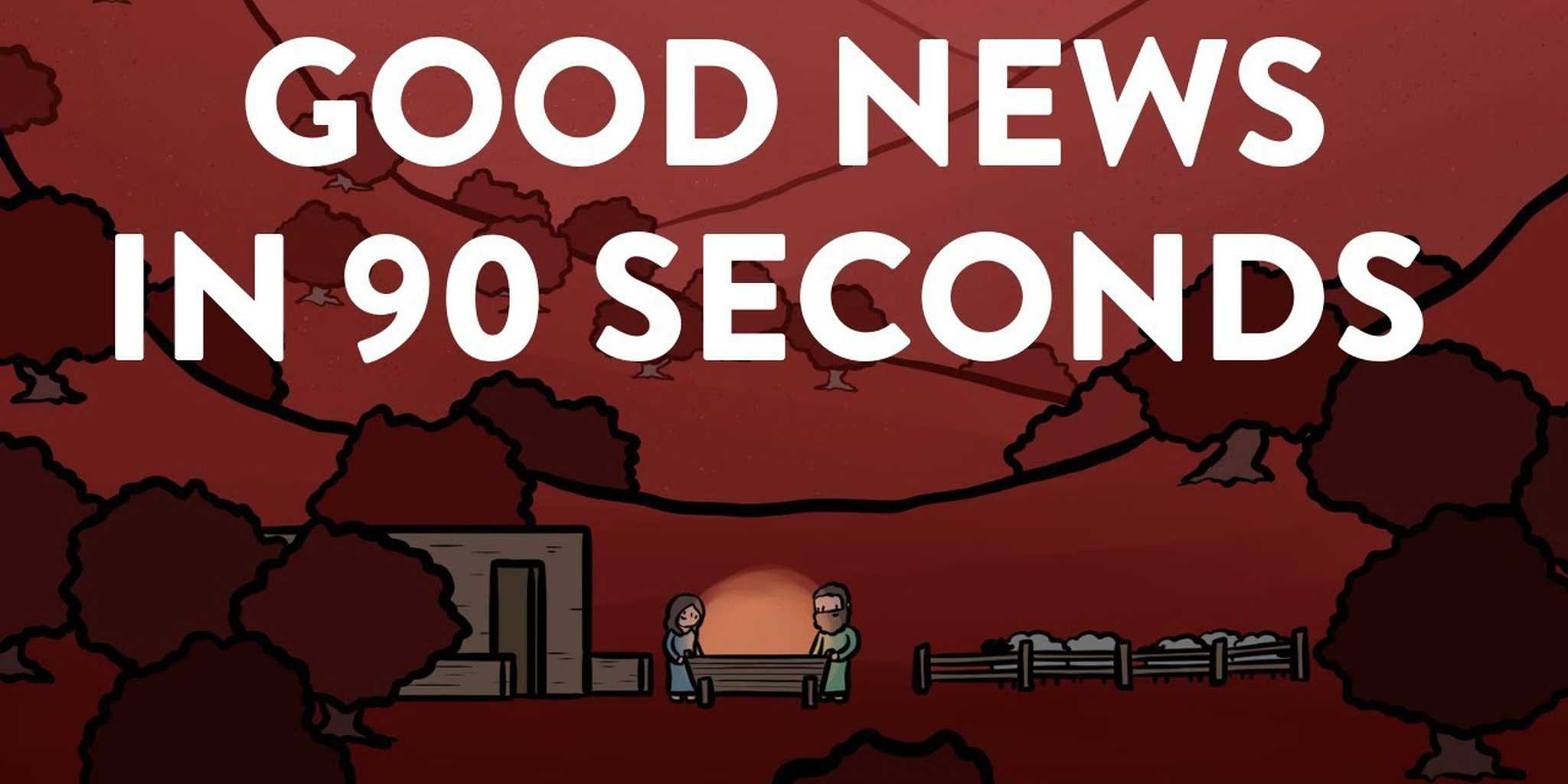 The Good News in 90 Seconds